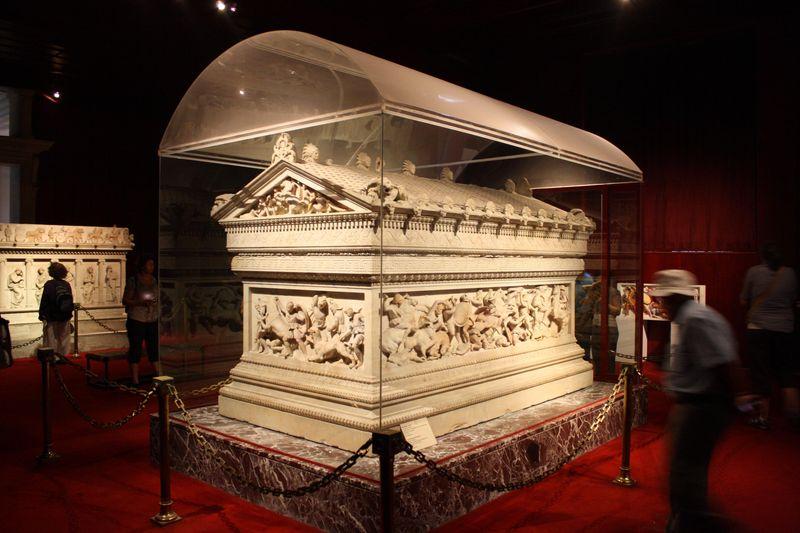 اسطنبول Istanbul Archaeology Museums 6a00e3981bb8f8883301